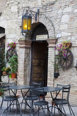 Vineyards in Chianti Surround Santa Maria Novella Monastery by Terry Eggers