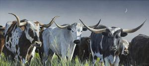 Three Amigos by Terry Isaac