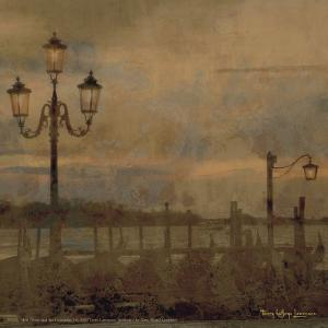 Mini Dawn and the Gondolas I by Terry Lawrence