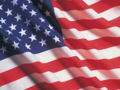 American Flag, Stars and Stripes