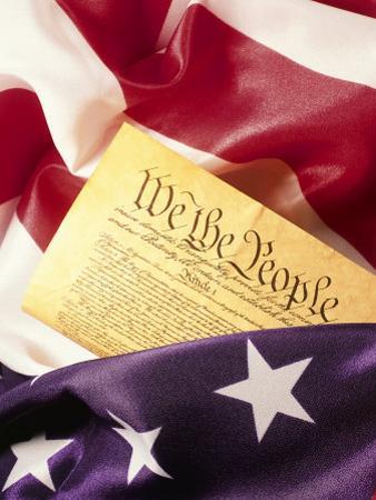 US Flag, Constitution