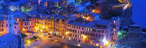 Shining Vernazza by TessarTheTegu