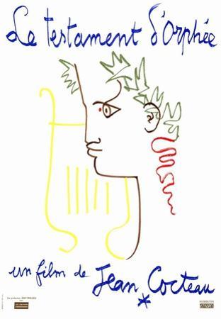Testament of Orpheus Movie Poster