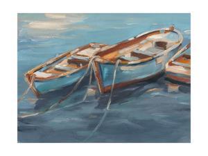 Tethered Row Boats I
