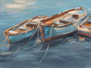 Tethered Row Boats I