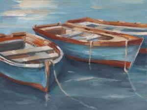 Tethered Row Boats II