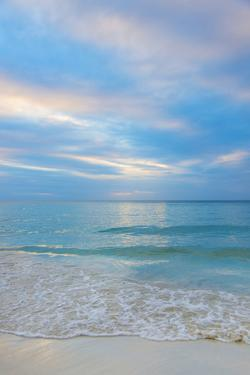 Jamaica, Seascape at Sunset by Tetra Images