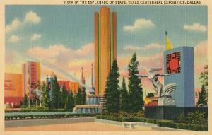 Texas Centennial Exposition, Dallas