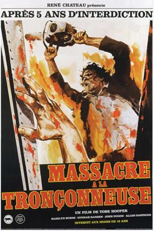 Texas Chainsaw Massacre French