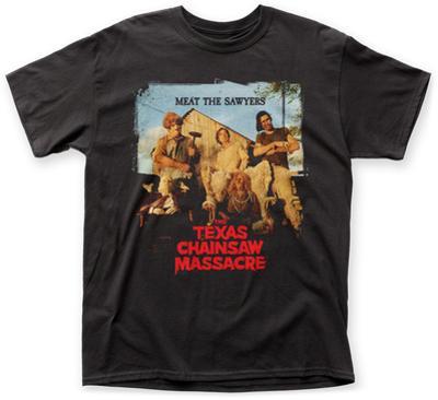 Texas Chainsaw Massacre- Meat The Sawyers