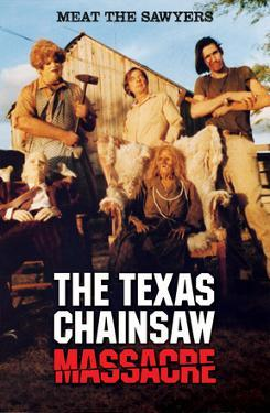 Texas Chainsaw Massacre - Meet The Sawyers