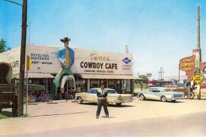 Texas Cowboy Cafe