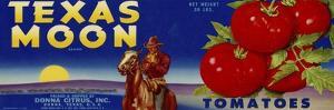 Texas Moon Tomatoes