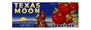 Texas Moon Tomatoes