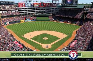 Texas Rangers - Globe Life Park 14