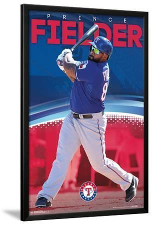 Texas Rangers - P Fielder 14