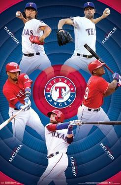 Texas Rangers - Team 17