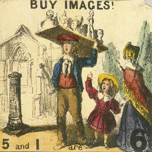 Buy Images!, Cries of London, C1840 by TH Jones