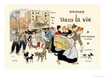 Dans la Vie, c.1900