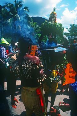Thaipusam Festival, Batu Caves, Malaysia