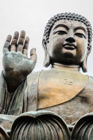 Tian Tan, Big Buddha, Bronze Statue