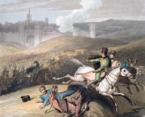 Battle of Vitoria, Spain, 21st June 1813 (1819) by Thales Fielding
