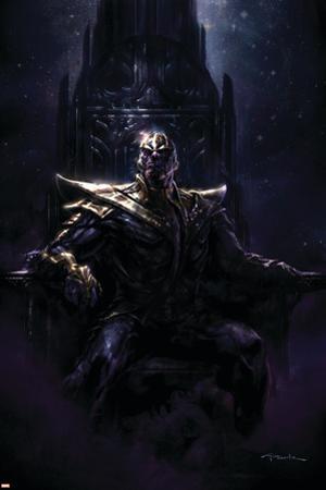 Thanos Quest No. 1: Thanos