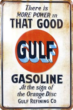 That Good Gulf Gasoline