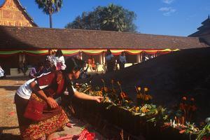 That Luang Celebration, Vientiane, Laos