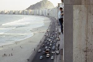 That man for Rio by PhilippedeBroca with Jean-Paul Belmondo, 1964 (photo)