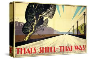 That's Shell - That Was! Road