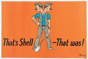 That's Shell - That Was!