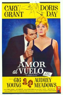 That Touch of Mink, Argentine Movie Poster, 1962