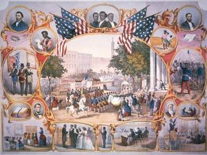 The 15th Amendment, Granting Voting Rights to All Citizens of the USA on 19th May, 1870