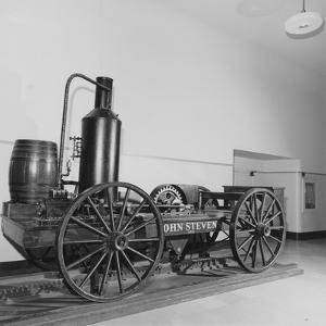 The 1825 'John Stevens' Locomotive Replica