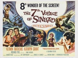 The 7th Voyage of Sinbad, 1958