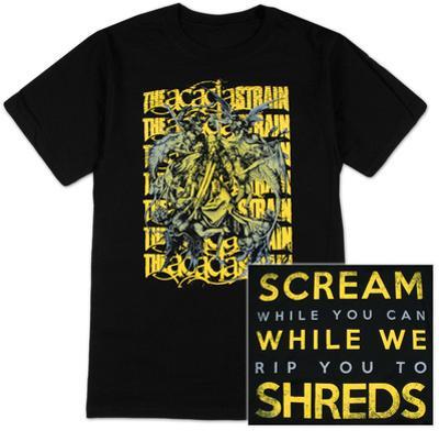The Acacia Strain - Rip You to Threads