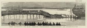 The Accident to H M Indian Troopship Crocodile at Portsmouth
