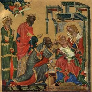 The Adoration of the Magi, C1350