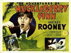The Adventures of Huckleberry Finn, 1939