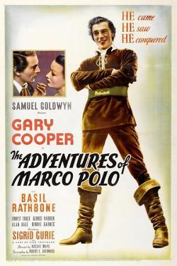 The Adventures of Marco Polo, 1938, Directed by Archie Mayo