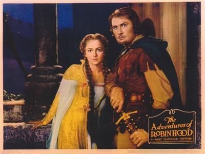 The Adventures of Robin Hood, 1938