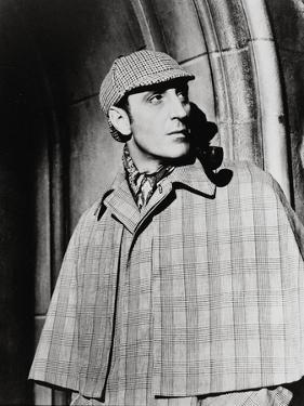 The Adventures of Sherlock Holmes, Basil Rathbone, Directed by Alfred L. Werker, 1939