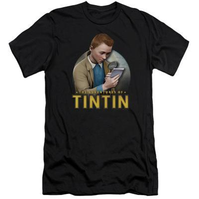 The Adventures of Tintin - Looking For Answers (slim fit)