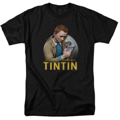 The Adventures Of Tintin- Looking For Answers