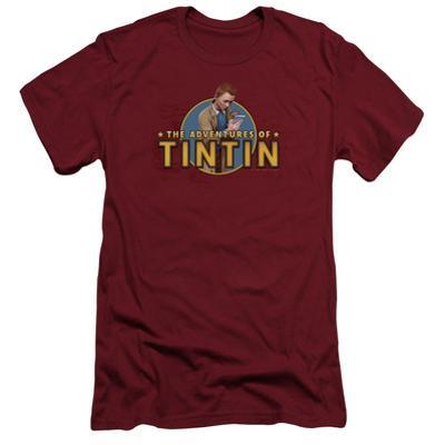 The Adventures of Tintin - Looking For Clues (slim fit)