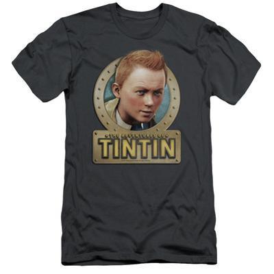 The Adventures of Tintin - Metal (slim fit)