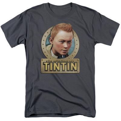 The Adventures Of Tintin- Tintin Metal