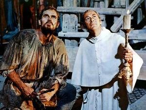The Agony And The Ecstasy, Charlton Heston, Rex Harrison, 1965