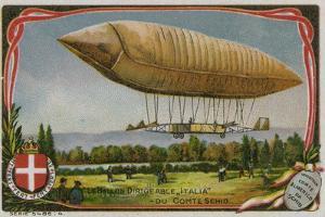 The Airship 'Italia'